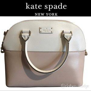 🎉HP🎉NWT Kate Spade Carli Grove Street Satchel